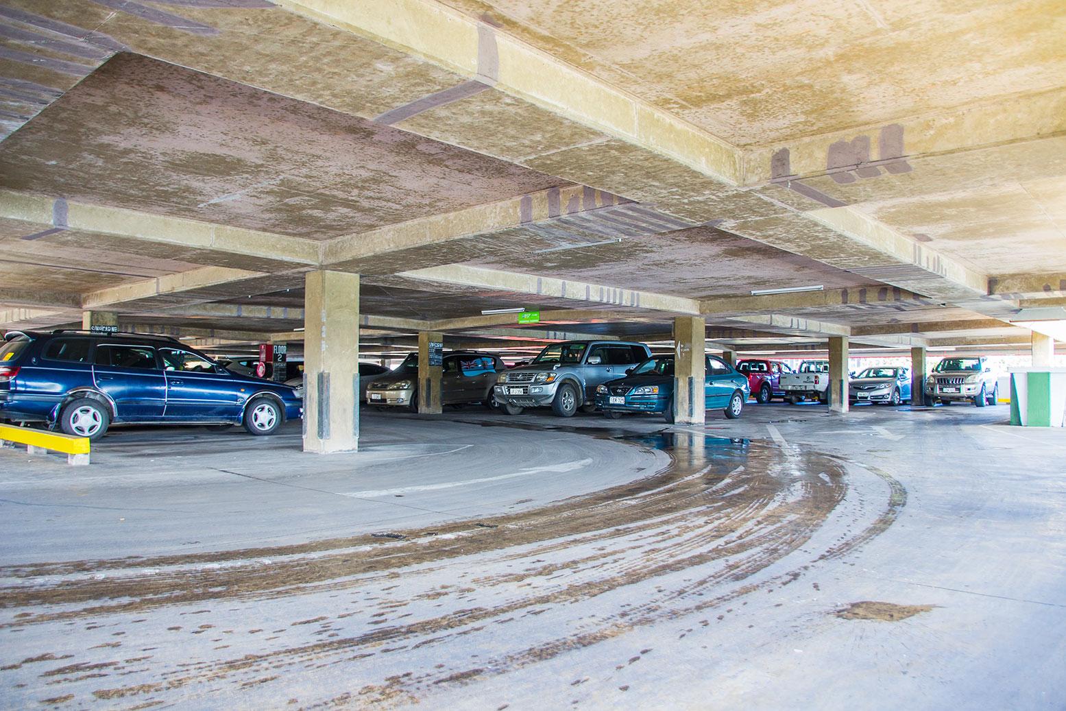 CHC Carpark