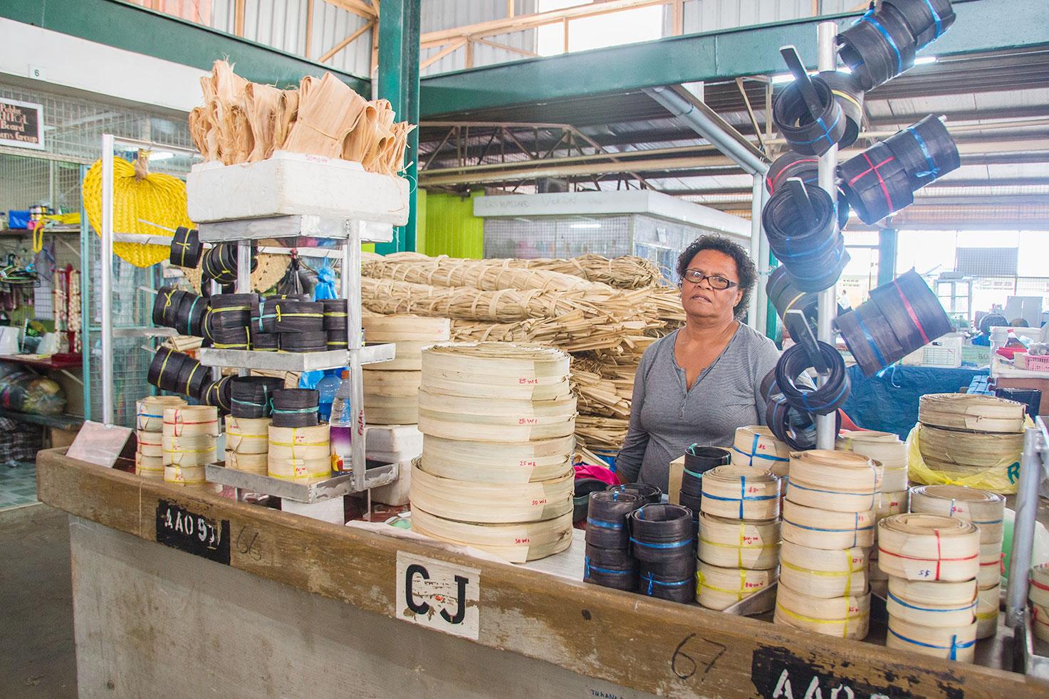 Suva Market